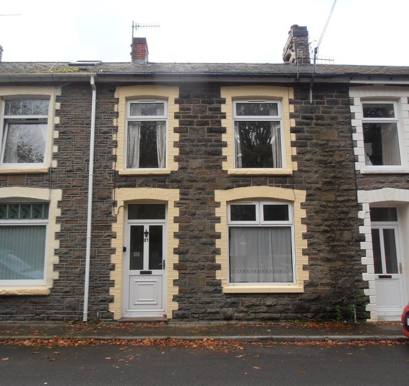 2 Bedrooms Terraced House for sale in Station Terrace, Mountain Ash