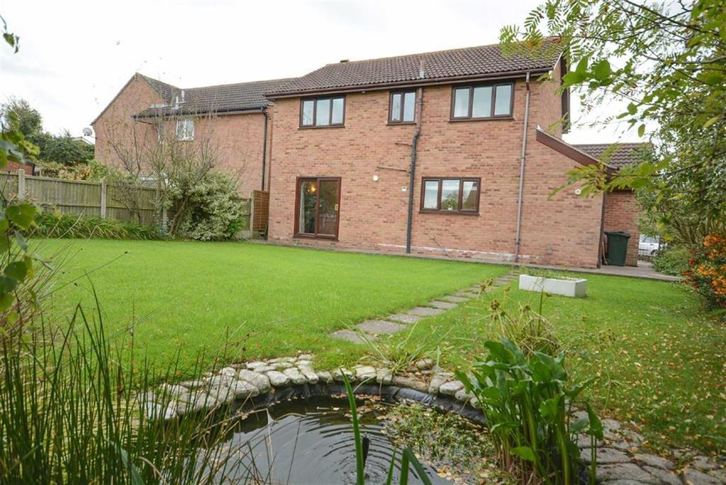 4 Bedrooms Detached House for sale in Lindy Close, Kinoulton