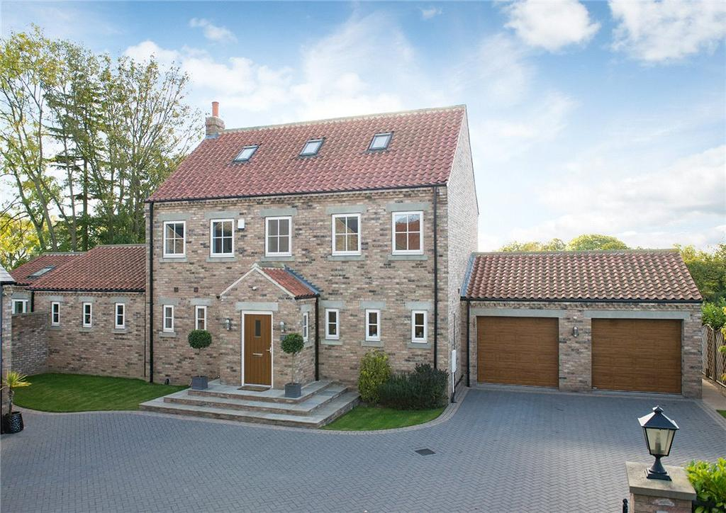 5 Bedrooms Detached House for sale in Cattal Street, Cattal, York, North Yorkshire, YO26