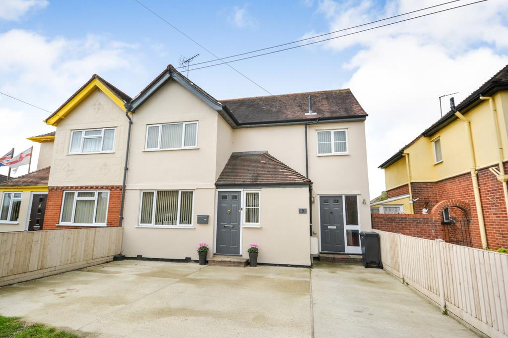 4 Bedrooms Semi Detached House for sale in Aetheric Road, Braintree, Essex, CM7