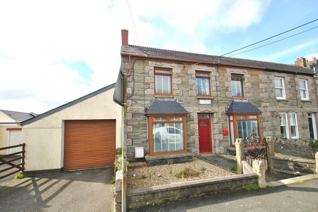 3 Bedrooms Semi Detached House for sale in St. Columb Road, St. Columb
