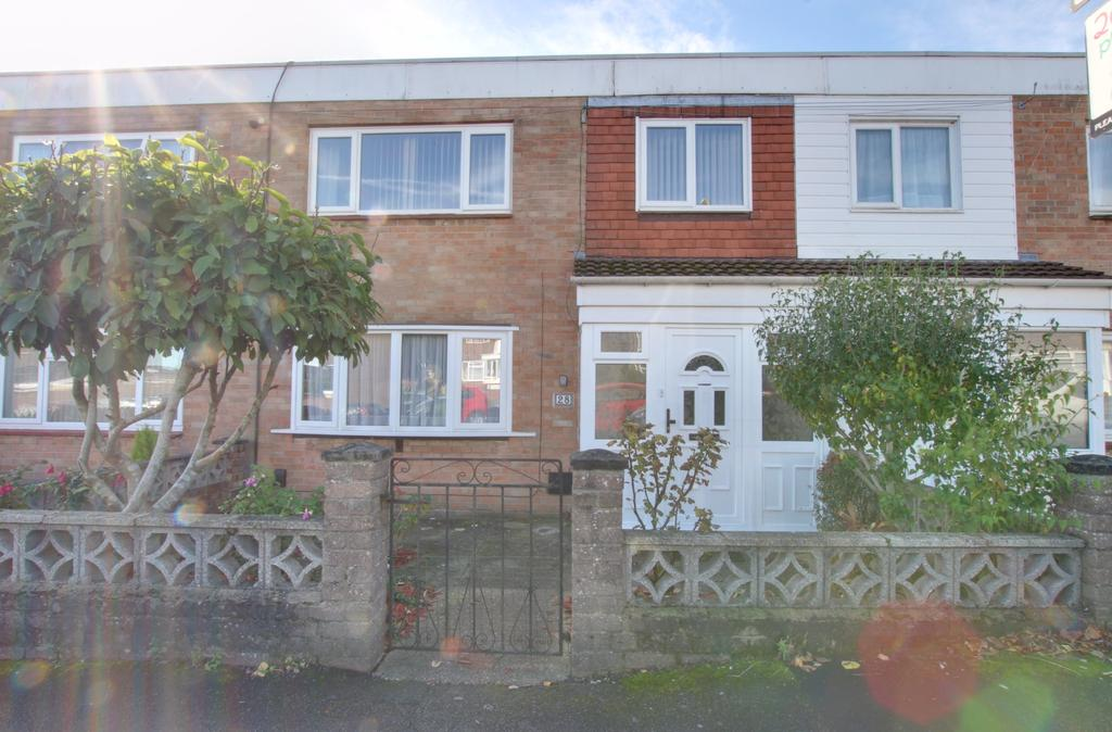 3 Bedrooms Terraced House for sale in West Leigh