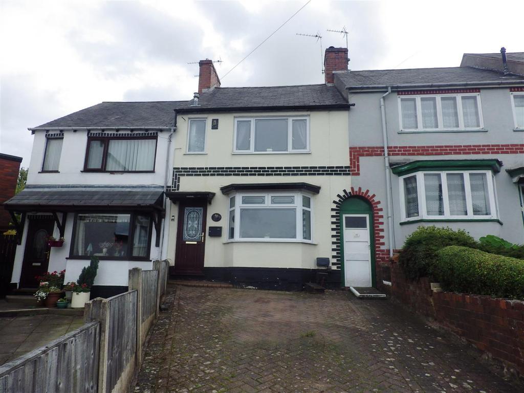 2 Bedrooms Terraced House for sale in Charles Road, Halesowen