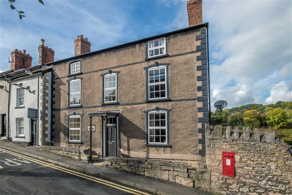 5 Bedrooms House for sale in Beacons Hill, Denbigh