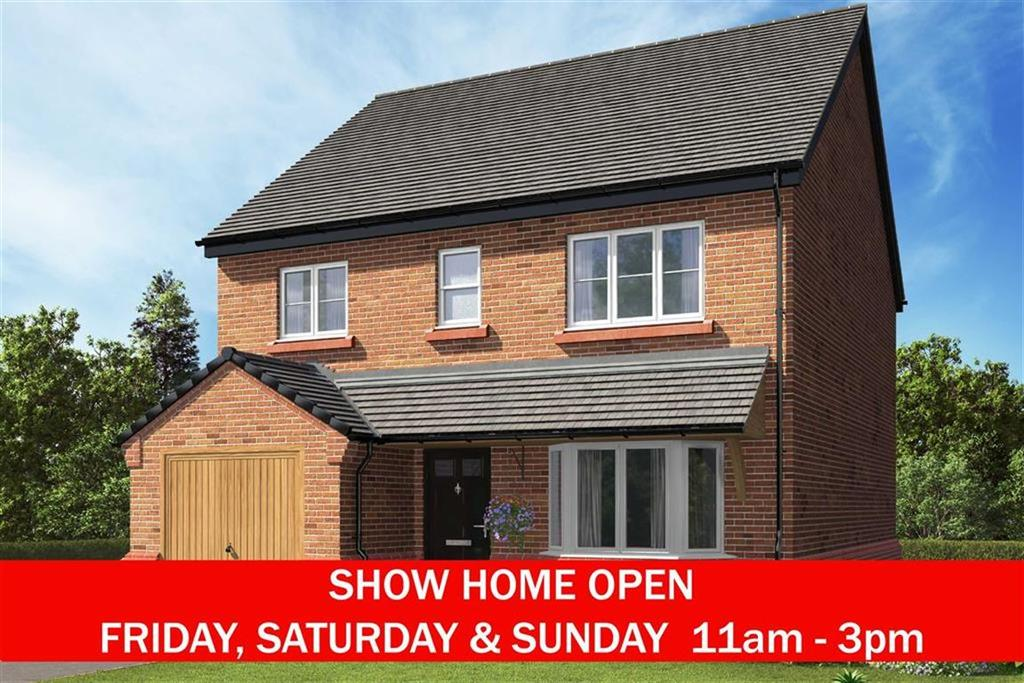4 Bedrooms Detached House for sale in Parc Broncoed, Mold, Mold