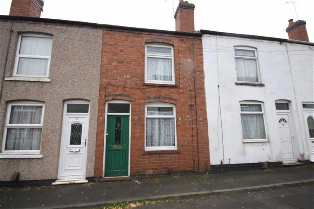 2 Bedrooms Terraced House for sale in Herbert Street, Stockingford, Nuneaton