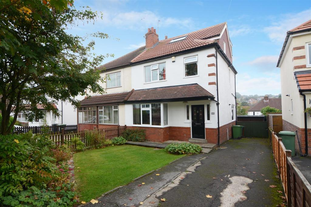 5 Bedrooms Semi Detached House for sale in Brownberrie Walk, Horsforth