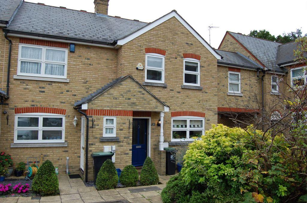 2 Bedrooms End Of Terrace House for sale in Monarch Place, Princes Road, IG9