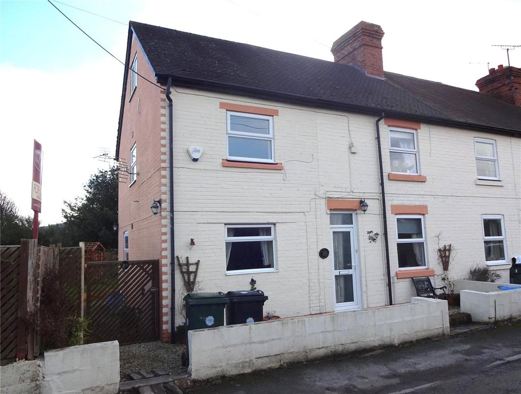 5 Bedrooms House for sale in Greenfields Cottages, Watling Street, Craven Arms, Shropshire