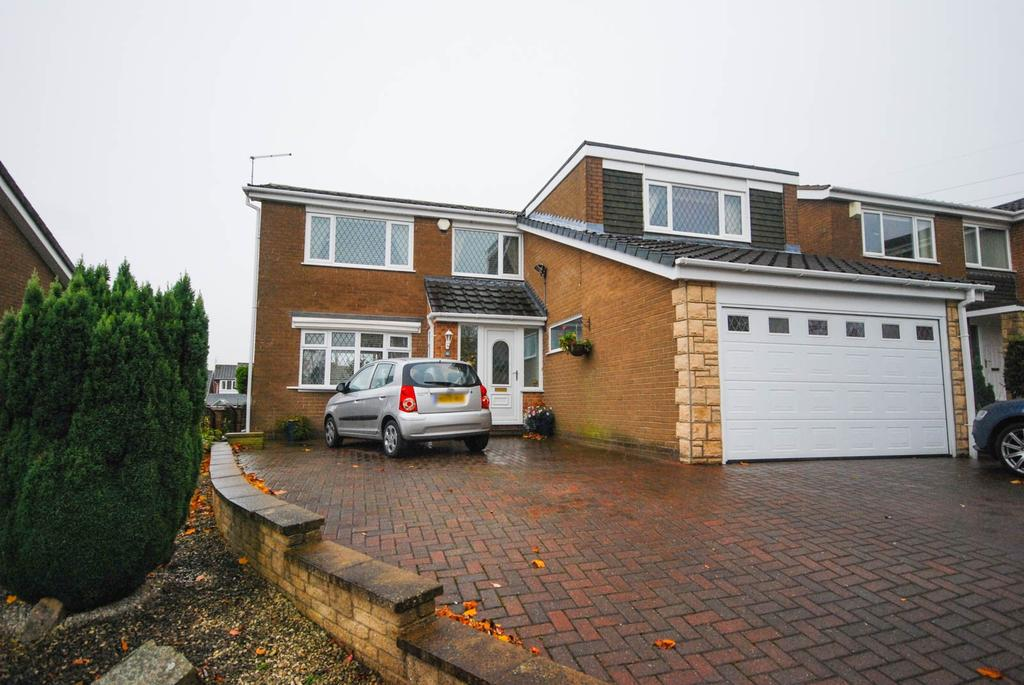 4 Bedrooms Detached House for sale in Marquis Avenue, St Johns,Walbottle