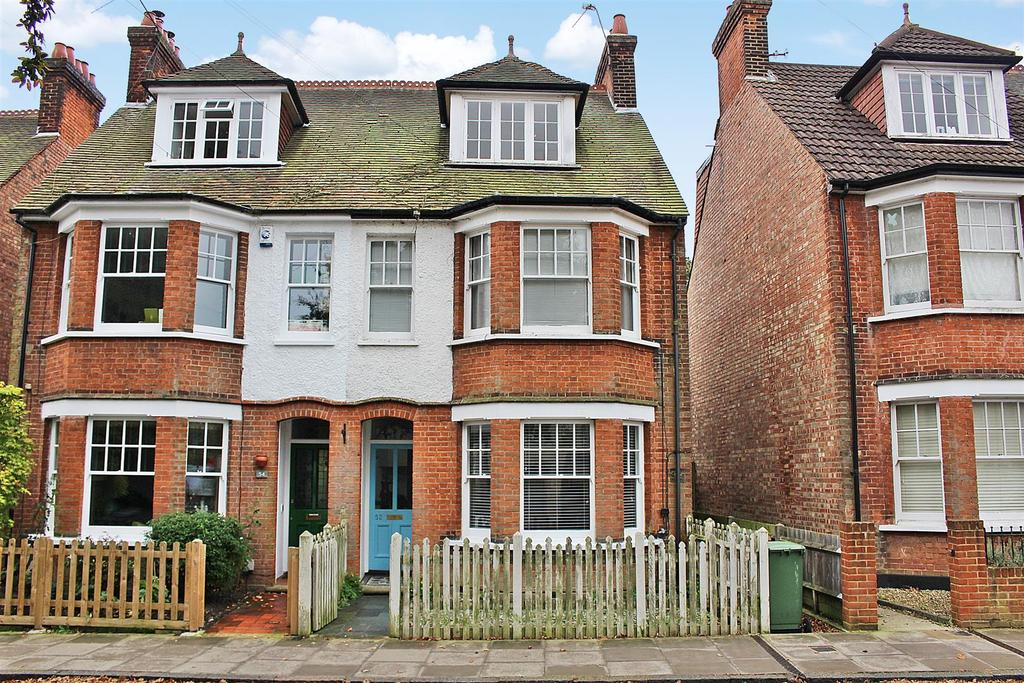 4 Bedrooms Semi Detached House for sale in Brampton Road, St. Albans