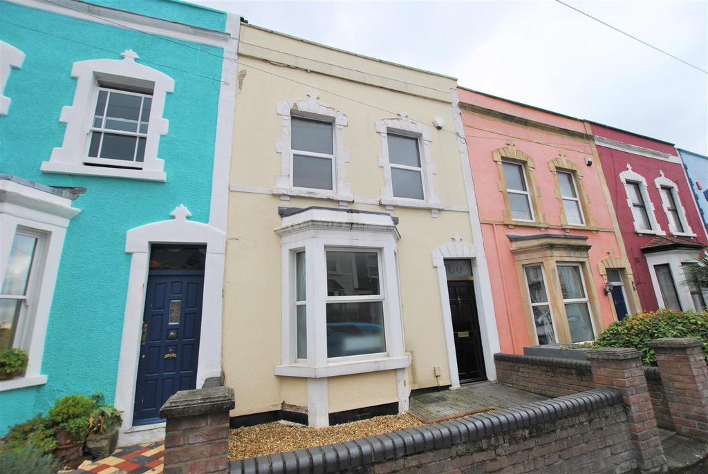 2 Bedrooms Terraced House for sale in Hill Street, Totterdown, Bristol