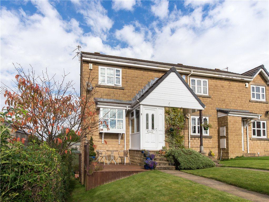 2 Bedrooms End Of Terrace House for sale in Low Wood, Wilsden, Bradford, West Yorkshire