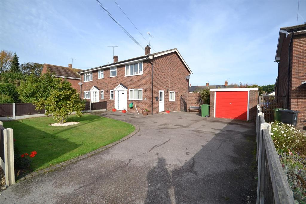 3 Bedrooms Semi Detached House for sale in Marlborough Avenue, Southminster