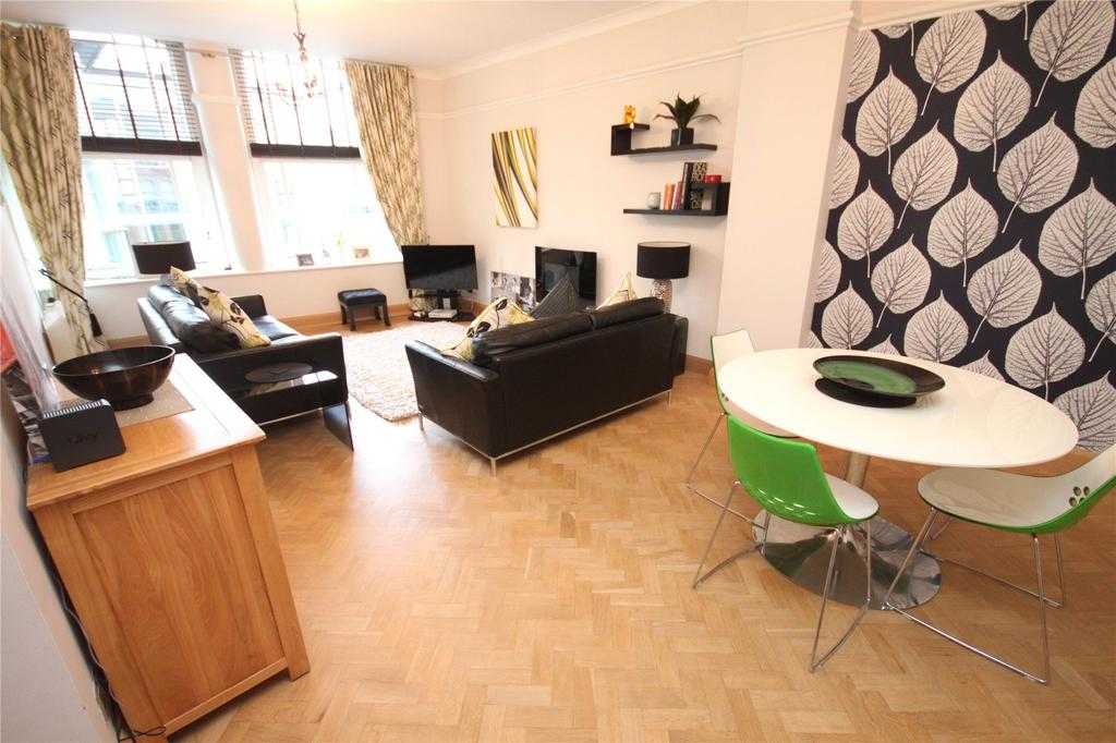 2 Bedrooms Flat for sale in Chepstow House, Chepstow Street, Manchester, Greater Manchester, M1