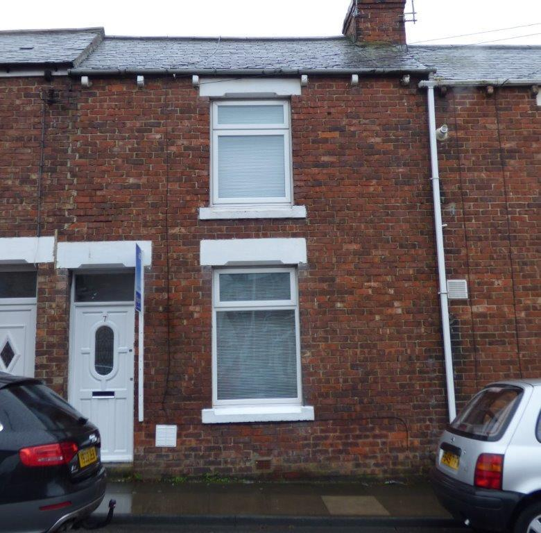 2 Bedrooms Terraced House for sale in Grasswell Terrace, Houghton Le Spring