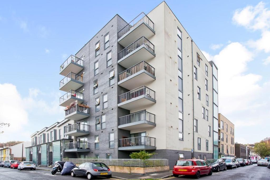 2 Bedrooms Apartment Flat for sale in Melbourne Street, Brighton
