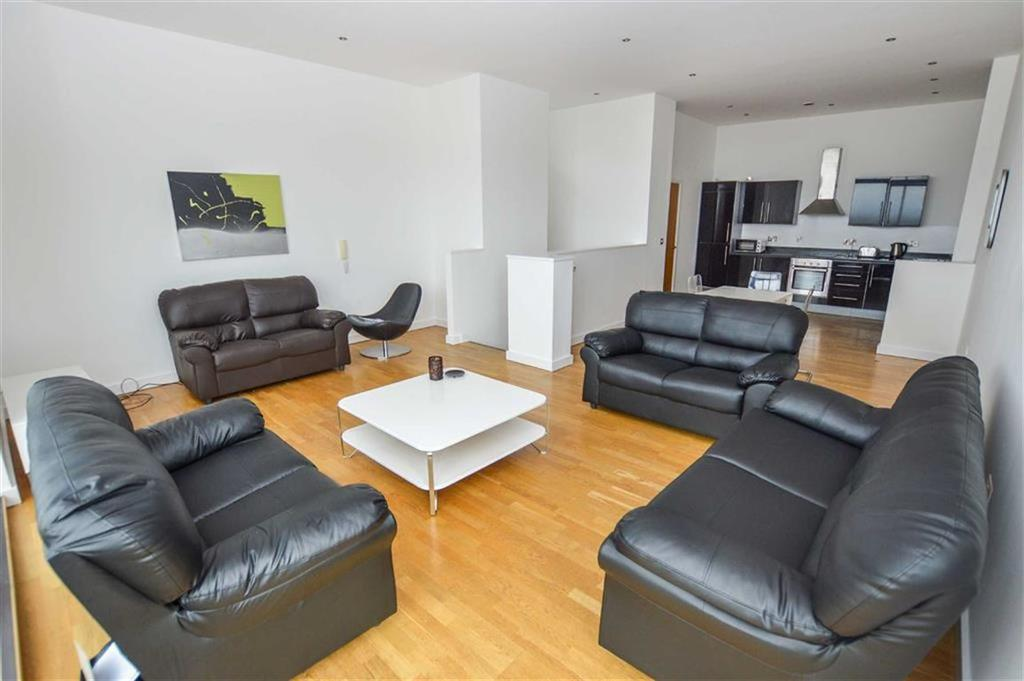 3 Bedrooms Apartment Flat for sale in Millennium Tower, Salford Quays, Greater Manchester, M50