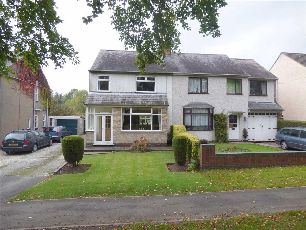 3 Bedrooms Semi Detached House for sale in Main Road, Ansty