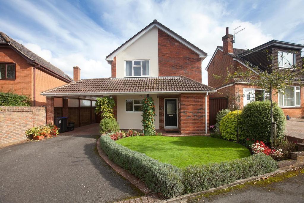 3 Bedrooms Detached House for sale in Salisbury