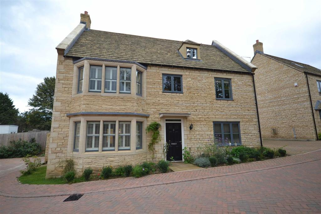 5 Bedrooms Detached House for sale in Field Close, Collyweston, Stamford