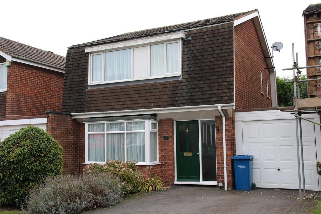 3 Bedrooms Link Detached House for sale in Adonis Close, Perrycrofts, Tamworth