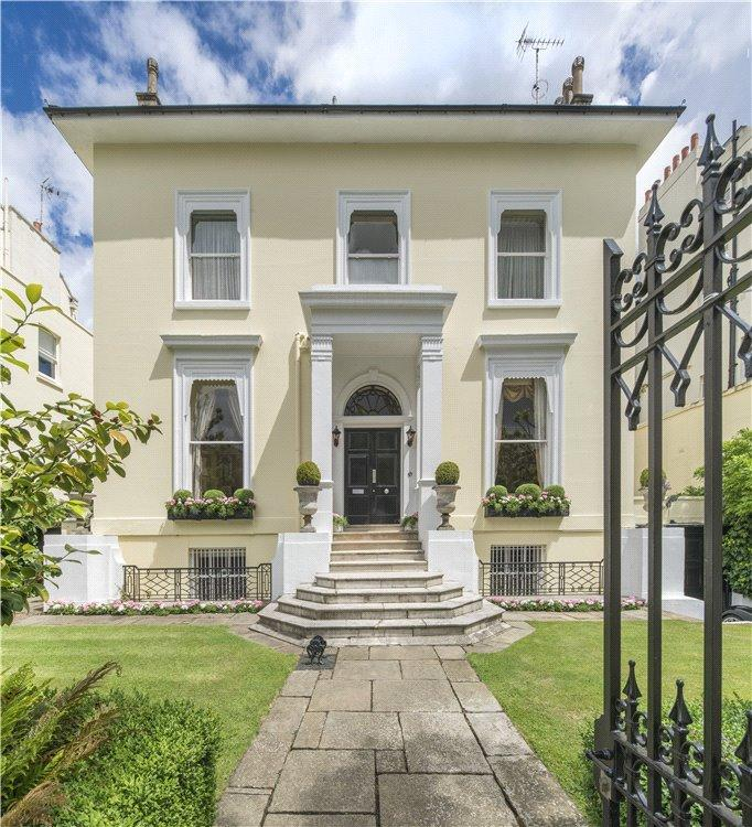 5 Bedrooms House for sale in Hamilton Terrace, London, NW8