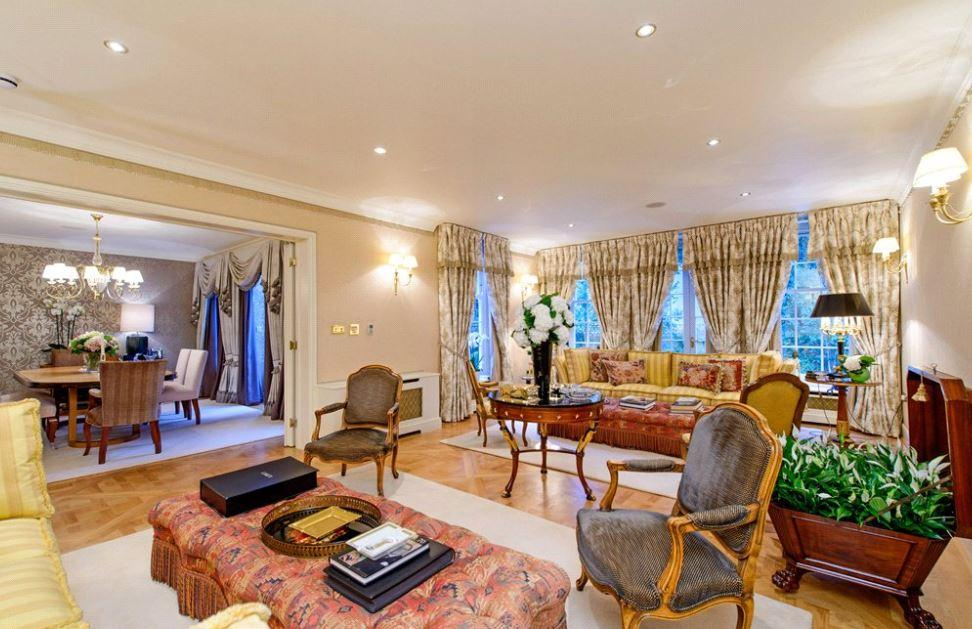 7 Bedrooms House for rent in Frognal, London. NW3