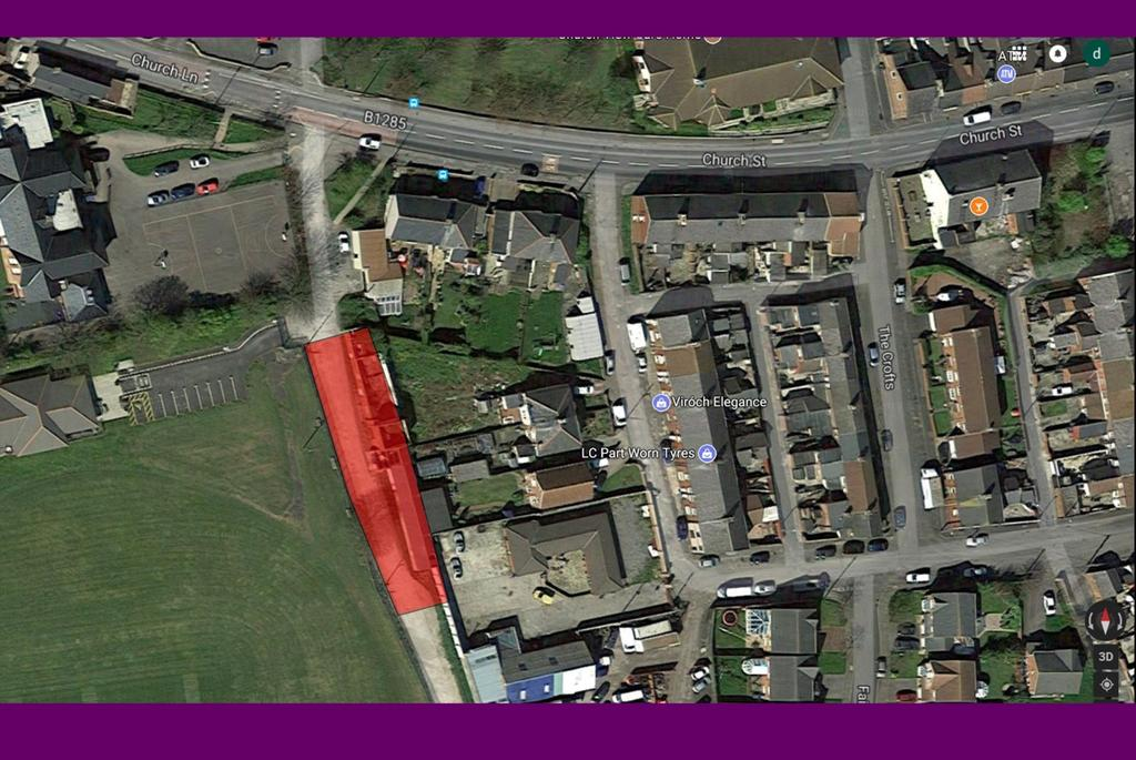 Land Commercial for sale in Plot of Land at Southside, West View, Murton