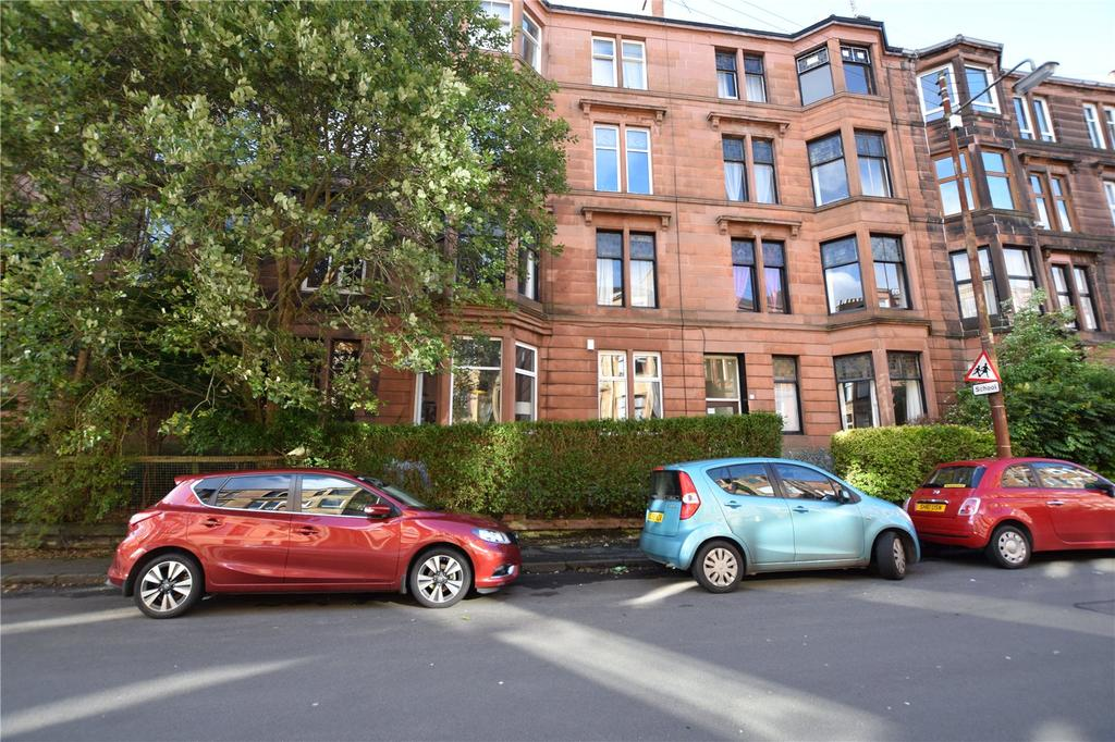 2 Bedrooms Apartment Flat for sale in 0/1, Wilton Drive, North Kelvinside, Glasgow