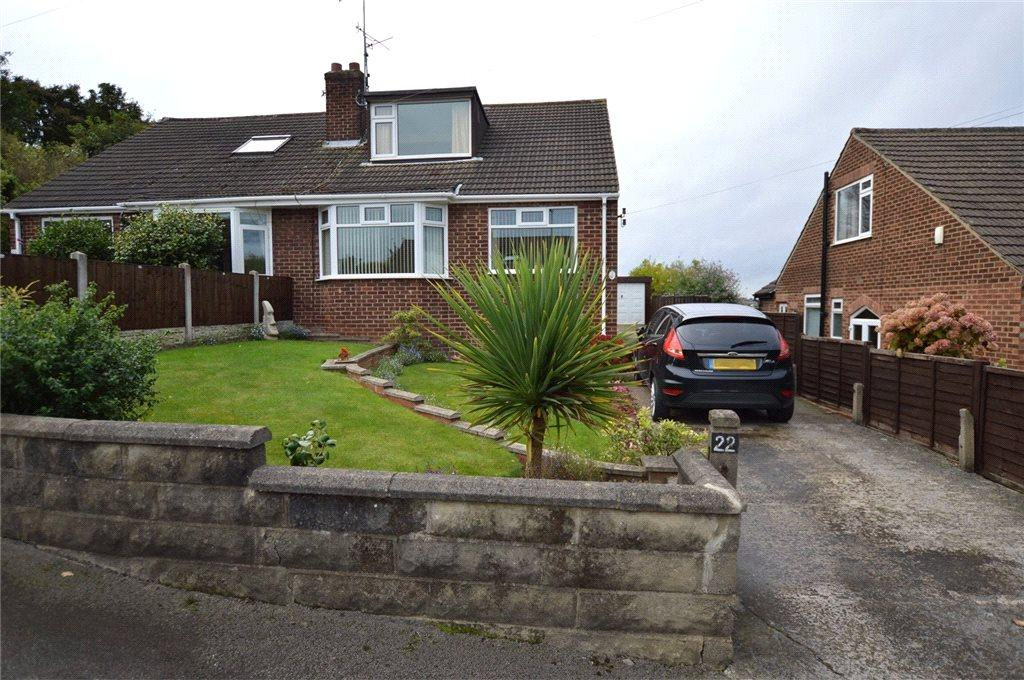 4 Bedrooms Semi Detached House for sale in Somerville Drive, Leeds, West Yorkshire