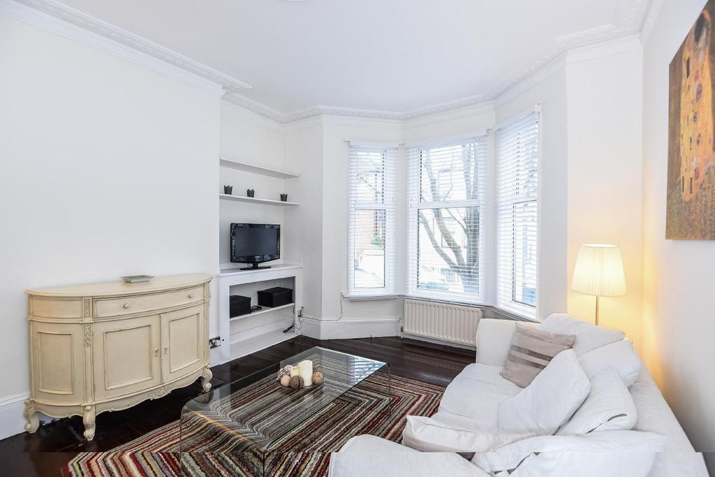 1 Bedroom Flat for sale in Anselm Road, Fulham