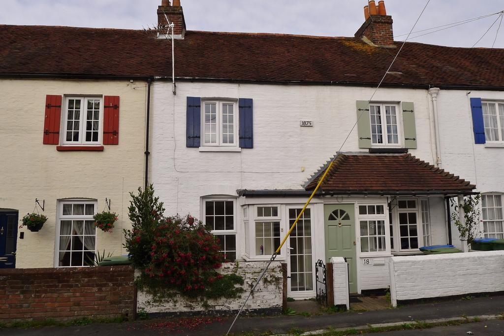 2 Bedrooms Terraced House for sale in WALLINGTON