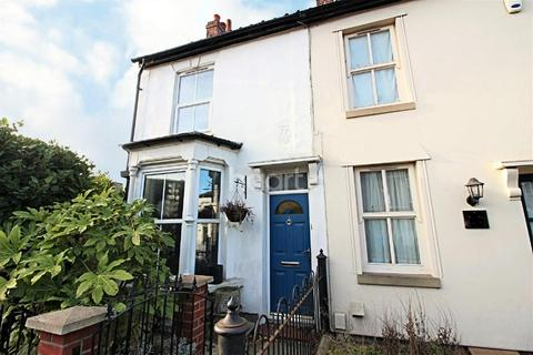 2 bedroom end of terrace house for sale - Hall Road