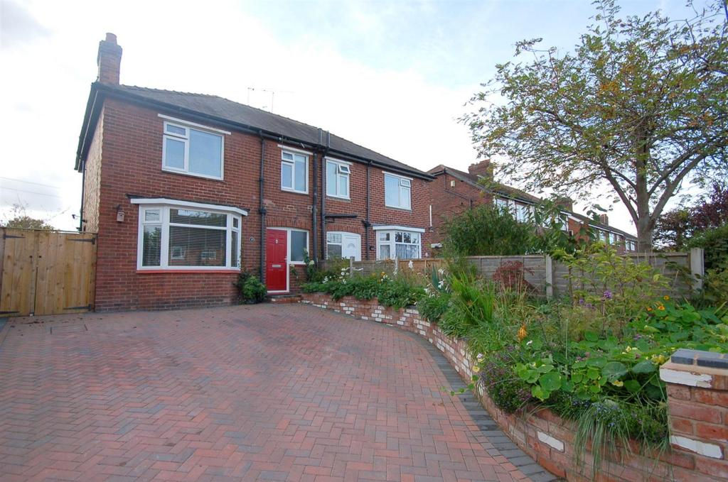 3 Bedrooms Semi Detached House for sale in Close Lane, Alsager