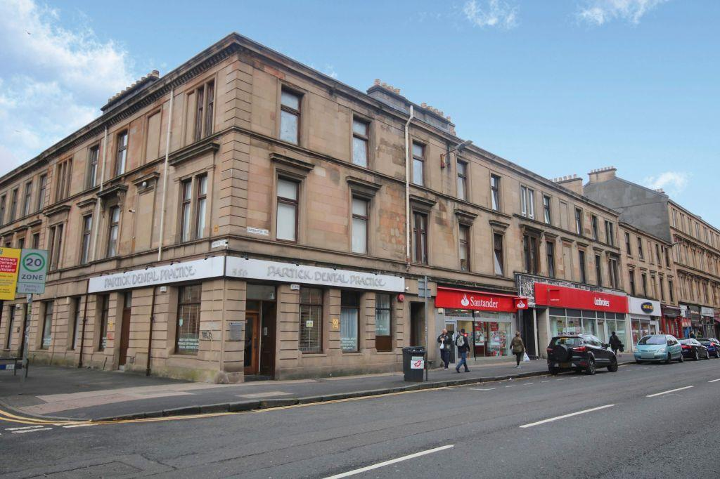 1 Bedroom Flat for sale in 2/1, 354A, Dumbarton Road, Partick, G11 6TG