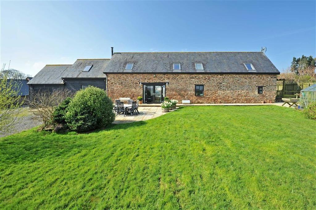5 Bedrooms Detached House for sale in Southcott, Okehampton, Devon, EX20