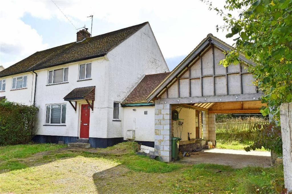 3 Bedrooms Semi Detached House for sale in Woodside Road, Sundridge, TN14