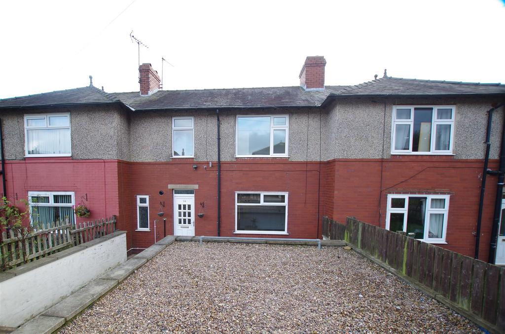 3 Bedrooms Terraced House for sale in West View, Holywell Green,