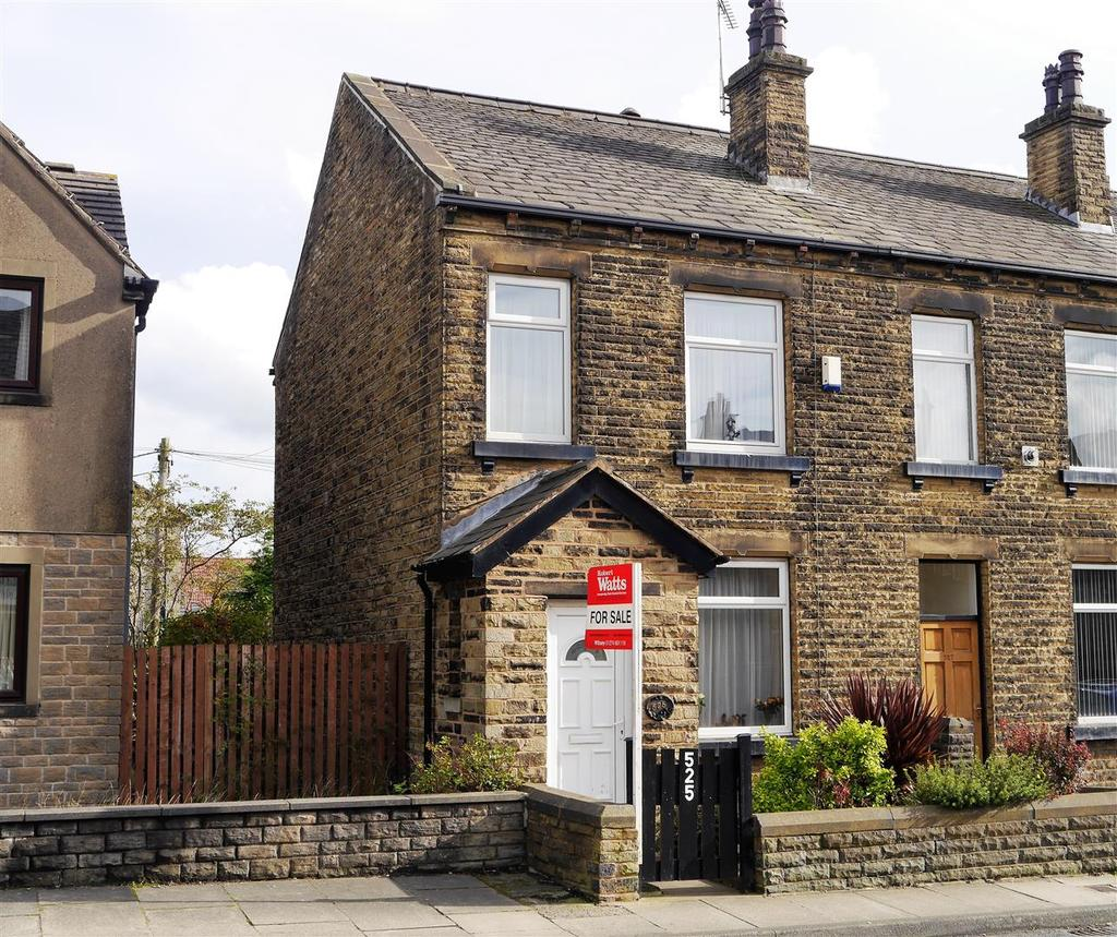 2 Bedrooms End Of Terrace House for sale in Huddersfield Road - Wyke