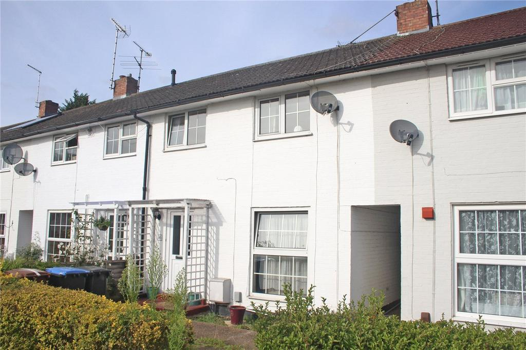 3 Bedrooms Terraced House for sale in Archers Ride, Welwyn Garden City, Hertfordshire