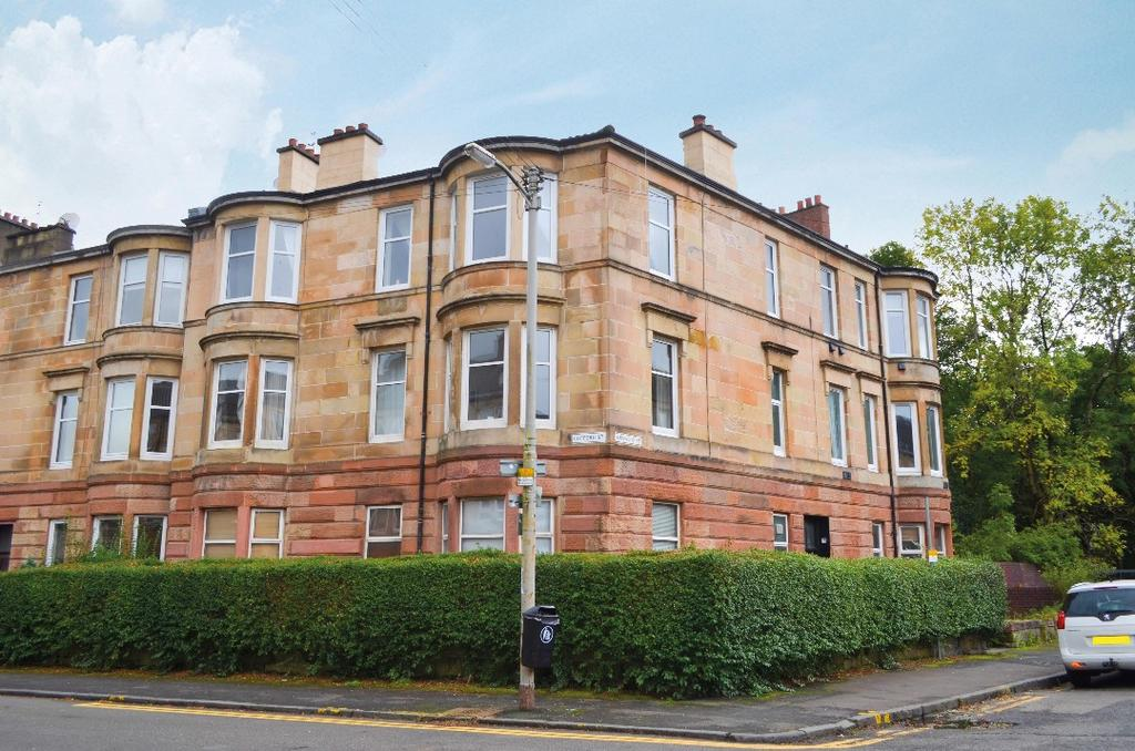 1 Bedroom Flat for sale in Kirkwood Street, Flat T/L, Ibrox, Glasgow, G51 1QQ