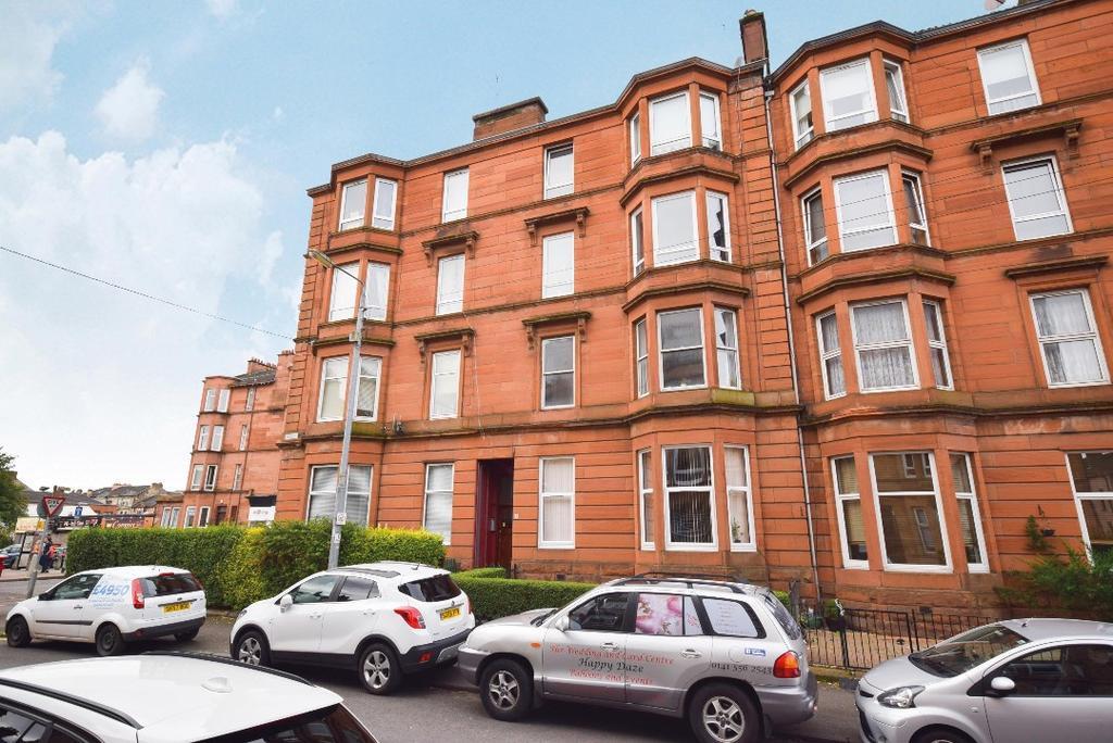 1 Bedroom Flat for sale in Wood Street, Flat 1/1, Dennistoun, Glasgow, G31 3BZ