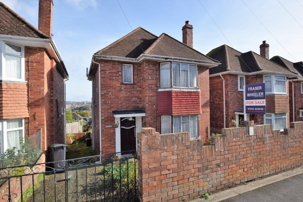 3 Bedrooms House for sale in Cowick Hill, St.Thomas, EX2