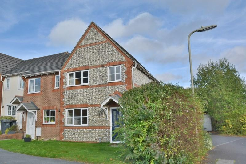 3 Bedrooms End Of Terrace House for sale in Lubeck Drive, Andover