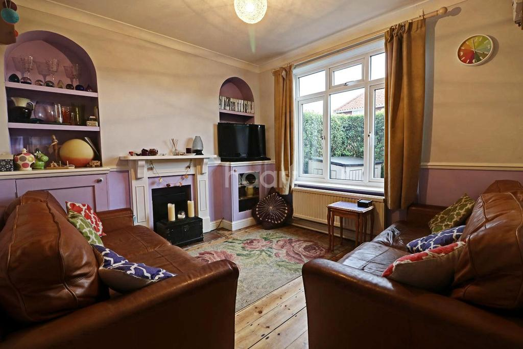 3 Bedrooms Semi Detached House for sale in Atthill Road