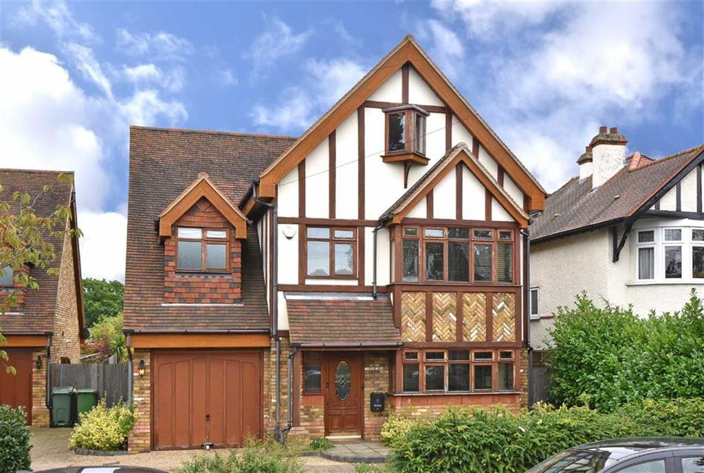 5 Bedrooms Detached House for sale in Hayes Lane, Bromley, Kent