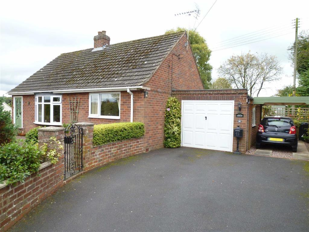 2 Bedrooms Detached Bungalow for sale in Daddlebrook Road, Bridgnorth, Shropshire
