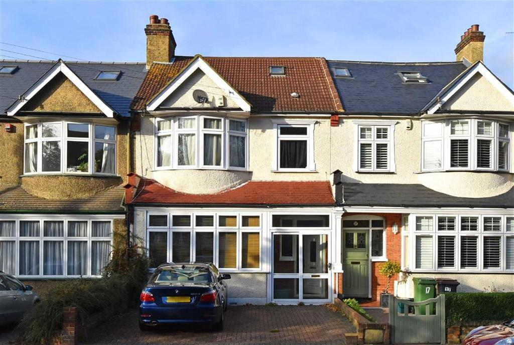 4 Bedrooms Terraced House for sale in Palace View, Bromley, Kent