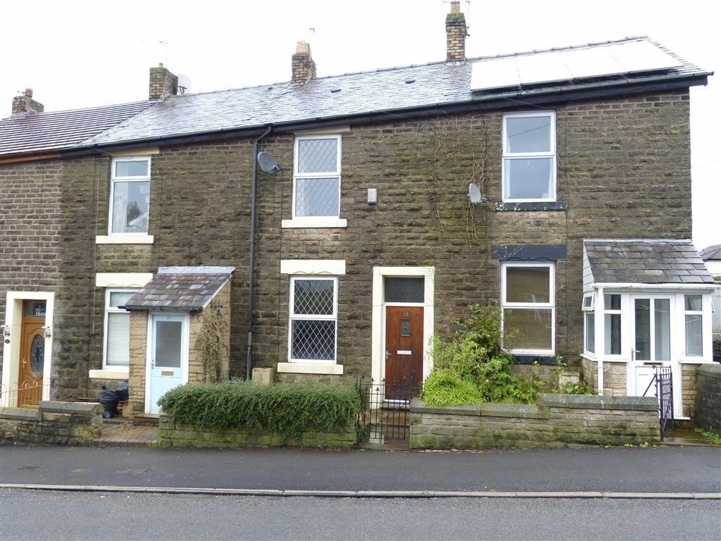 2 Bedrooms Terraced House for sale in Long Lane, Charlesworth, Glossop